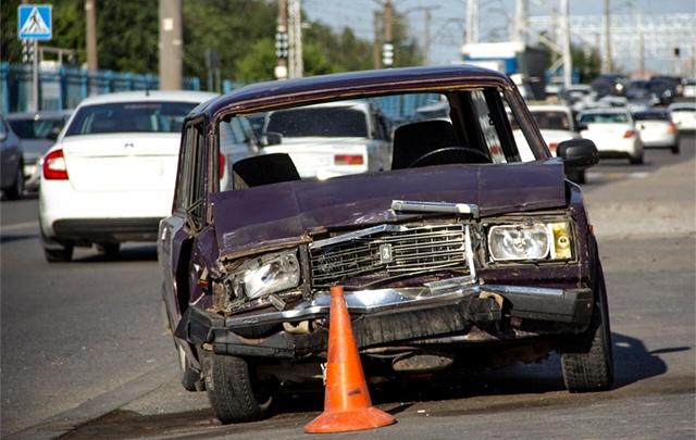 Жители Ростовской области стали реже попадать в ДТП