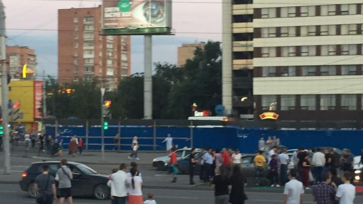 В Ростове водитель «Тойоты» сбил мужчину на пешеходном переходе в районе площади Ленина