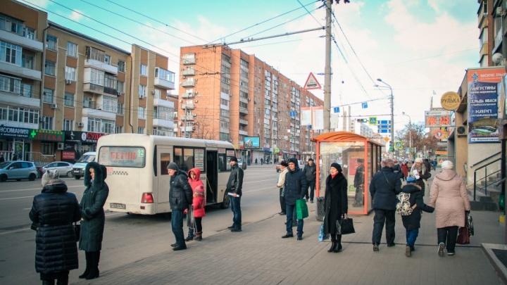 Чиновники горадминистрации объяснили, почему в Ростове автобусы редко ходят по вечерам