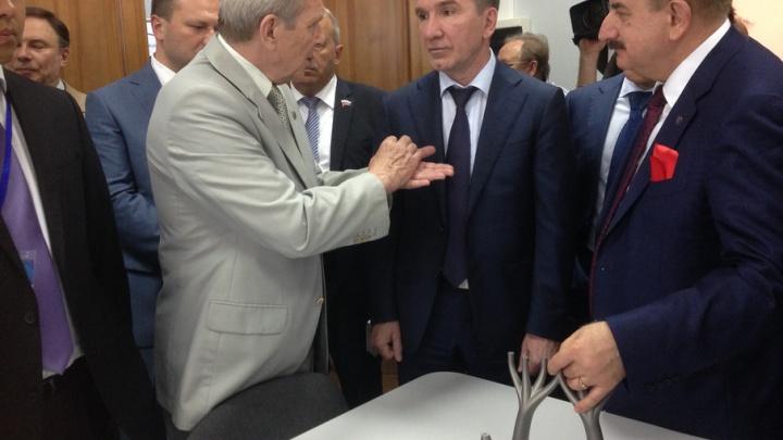 Игорь Гуськов: «Нововведения ДГТУ способствуют возрождению промышленности в регионе»