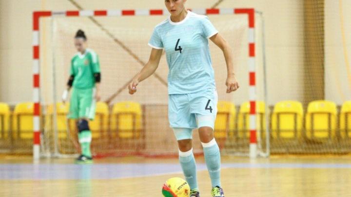 «Голов могло быть больше»: тюменская футболистка забила два мяча в ворота сборной Словакии