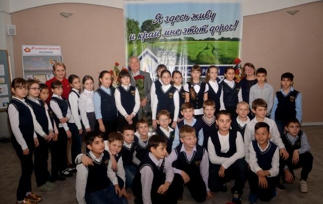 Знать героев в лицо: в Аксайском районе стартовал проект «Земляки»