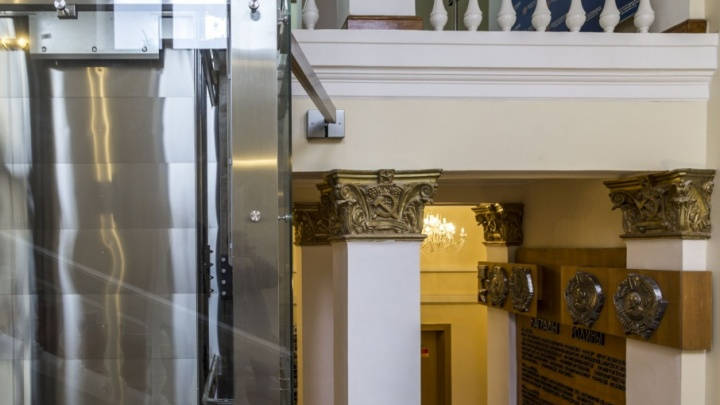 В администрации Волгоградской области решили построить еще один лифт