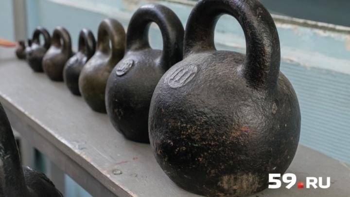 Пермяк собрал уникальную коллекцию весовых гирь