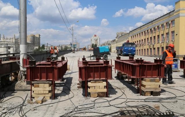 Лестницы на Комсомольском мосту в Волгограде доделает новый подрядчик