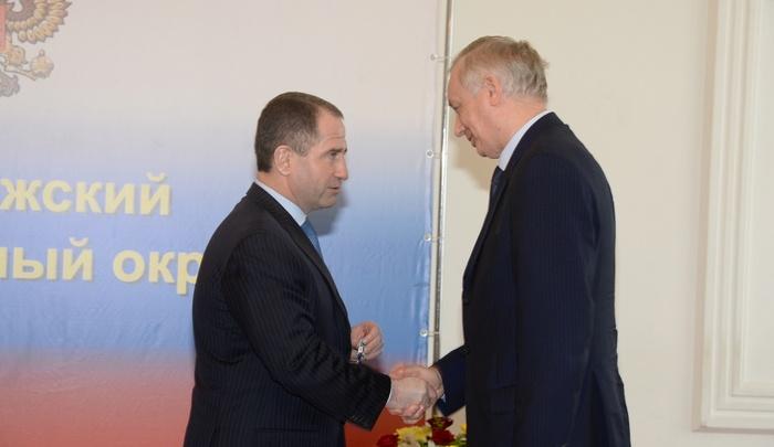 По указу Путина: ректор Самарского университета получил высокую государственную награду