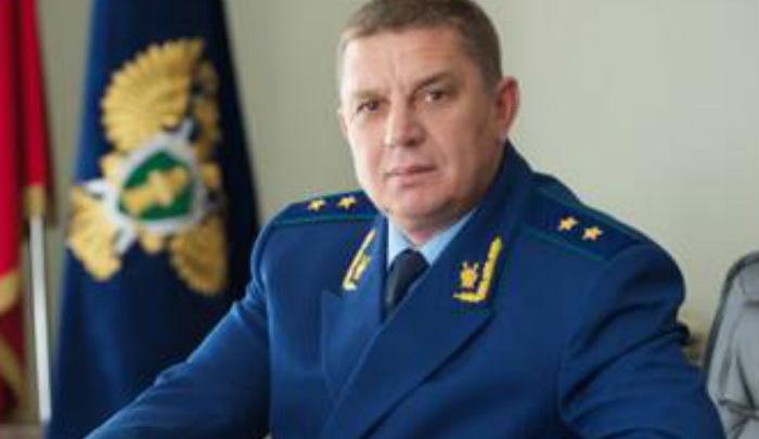 Прокурор Ростовской области отчитался о доходах