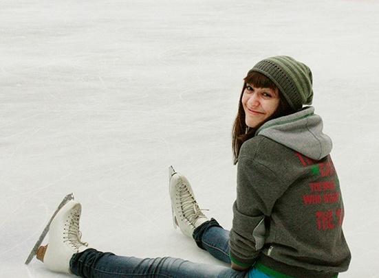 Танцы на льду: где покататься на коньках в Ростове