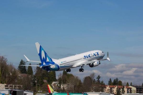 Полётная программа SCAT Airlines пока рассчитана до 26 октября