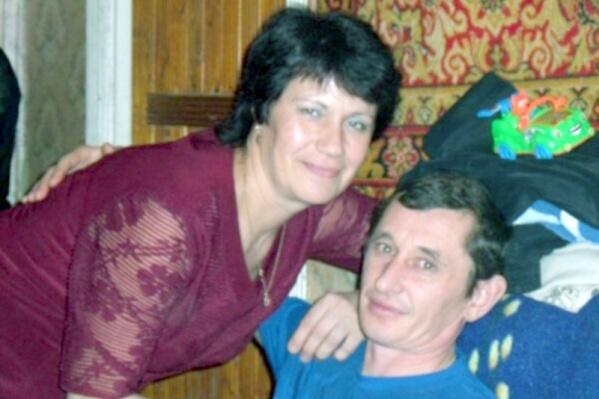 Алексей и Любовь пропали 1 июня