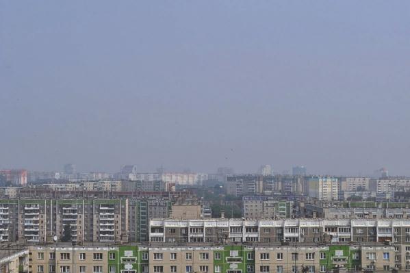 Для челябинцев по-прежнему актуальна тема чистого воздуха в городе