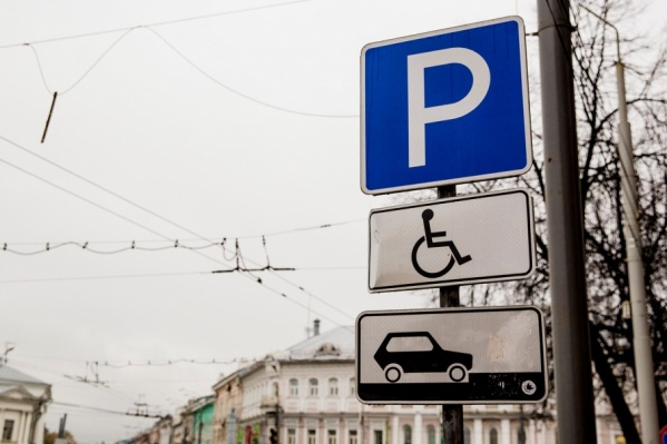 В городе не хватает 46 тысяч парковочных мест