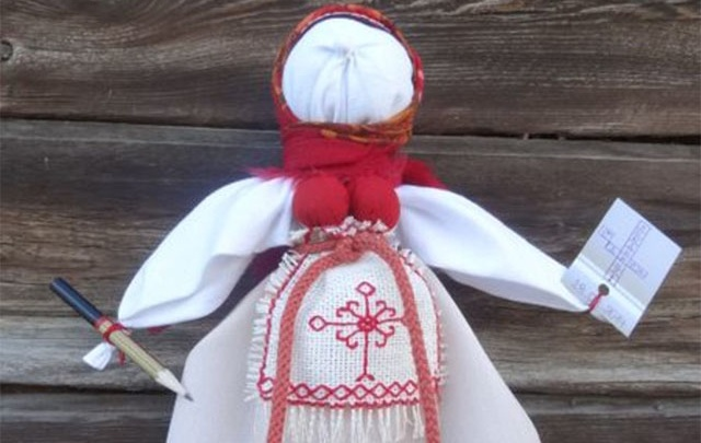 Волгоградцы увидят традиционных тряпичных кукол