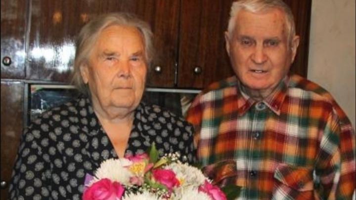Супруги Санниковы из Тюменского района отметили 65-летие совместной жизни