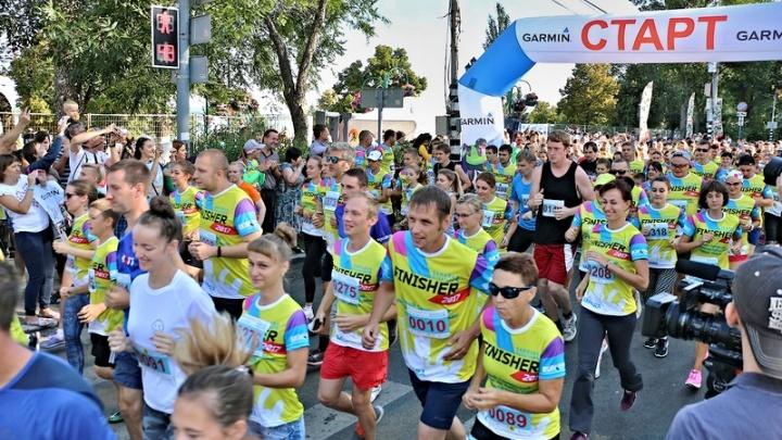 Самарские спортсмены отметят День народного единства полумарафоном