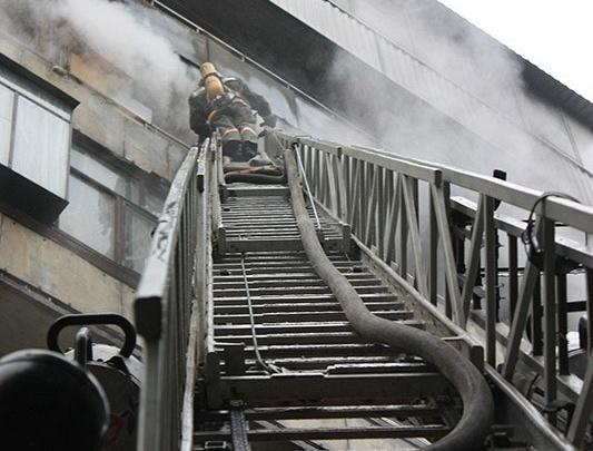 Из челябинской колонии строгого режима из-за пожара эвакуировали 99 осуждённых