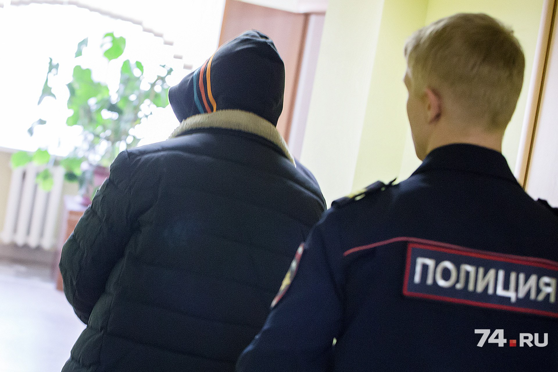 Сергея К. увели в СИЗО ещё на три месяца