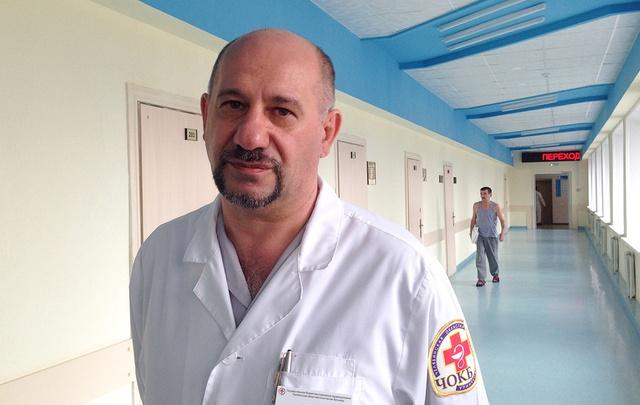 Врачи решат вопрос с гемодиализом пострадавшему в шахте в Челябинской области