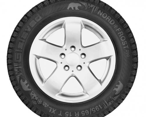 Премьера от концерна Continental: зимняя шипованная шина Gislaved Nord Frost 200
