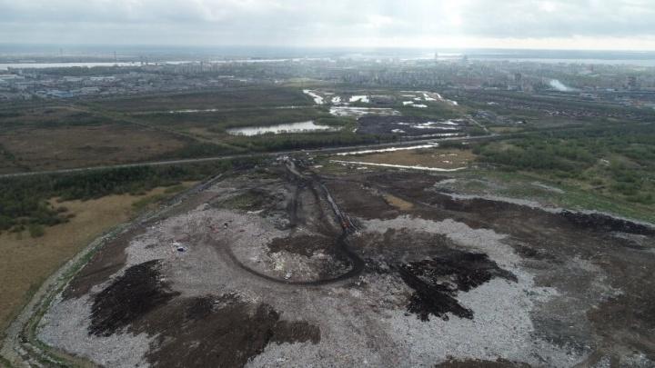 Вонь и ныне там: у Архангельска нет денег на решение мусорной проблемы