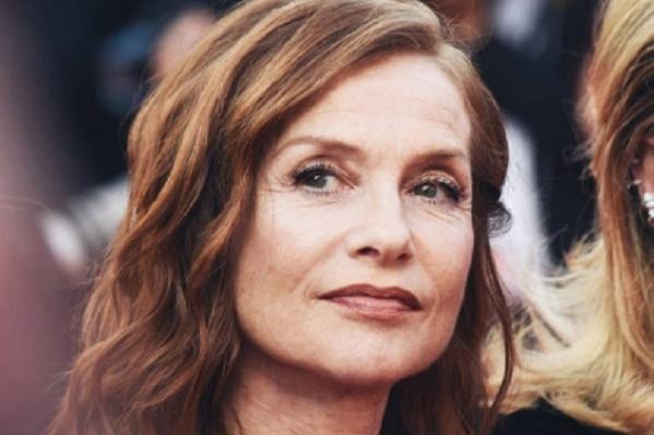 Французская актриса Изабель Юппер