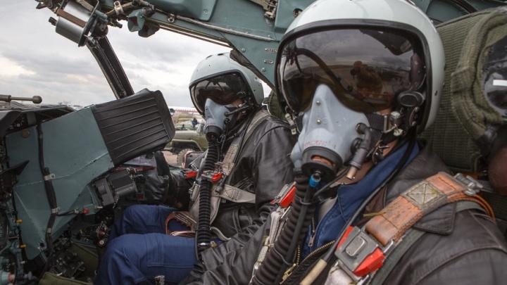 Откуда взлетают бомбардировщики Су-24 для парада Победы в Самаре?