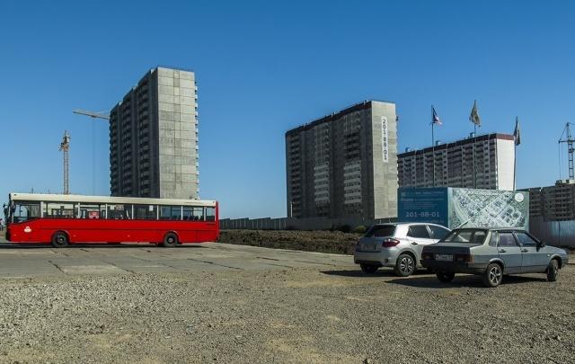 В микрорайон «Суворовский» пустили новый пригородный маршрут