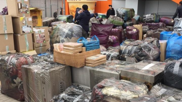 В Ростове возбудили уголовное дело после пожара на  рынке «Восточный» и озвучили причину возгорания