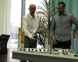 «Новый центр» в Перми «проинспектировал» британский архитектор