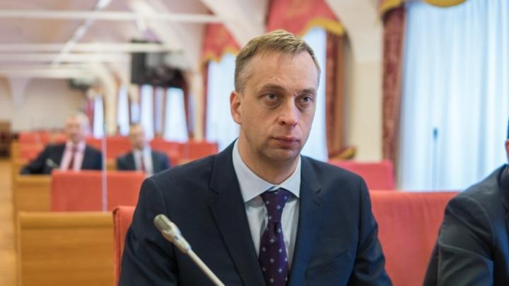 Силовики заинтересовались депутатом Ярославской облдумы: Павлу Дыбину грозит уголовное дело