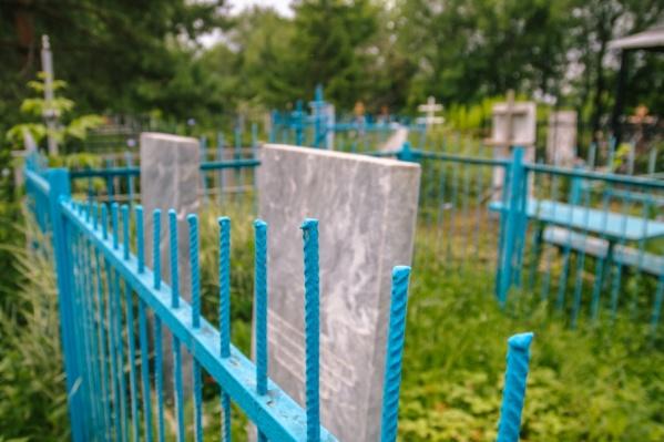 Кого хоронили на городском кладбище с 1940 года, известно доподлинно