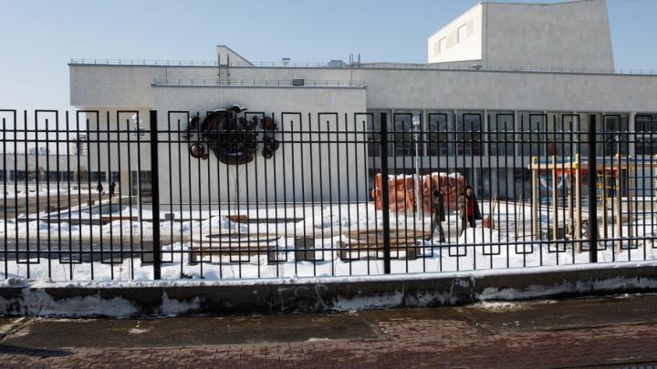 Есть забор, и нет забора: в Волгограде после реконструкции открывается ГДЮЦ