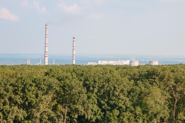 Энергосистему Самары готовят к летнему периоду
