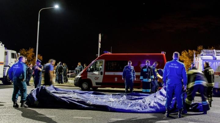 Столкновение катамарана и баржи в Волгограде: полный список пассажиров