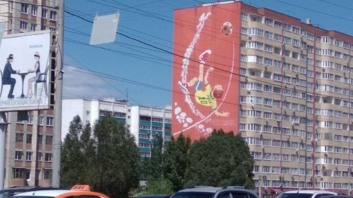 Известный youtube-блогер Юрий Дудь похвалил самарские граффити
