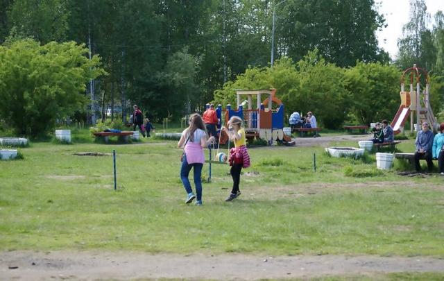 В конкурсе на благоустройство территорий Архангельска победил сквер у КЦ «Северный»