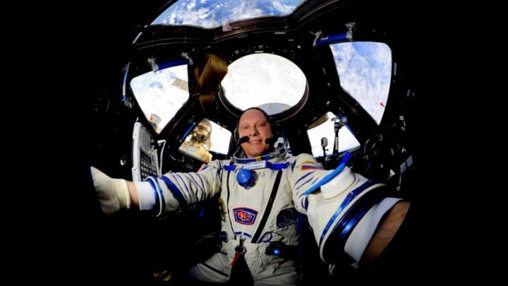 Челябинцы записали клип для космонавта, который полгода проведёт на орбите