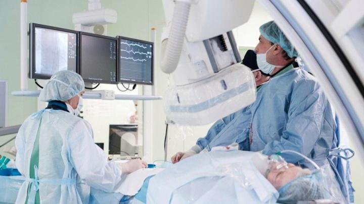 В Перми врачи вылечили пациента с аритмией, заморозив ему сердце