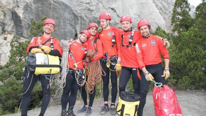 На высоте: самарским спасателям покорились горы Крыма
