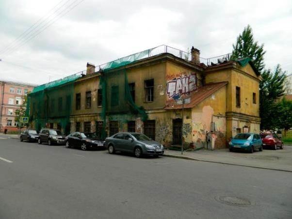 Жилой дом Степанова В.Ф. (ул. Константина Заслонова, д. 8)