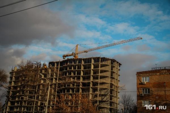 Всего на Дону сейчас насчитывается 63 проблемных дома
