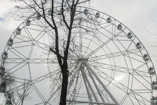 В парке имени Октябрьской Революции пройдет зарядка на немецком языке