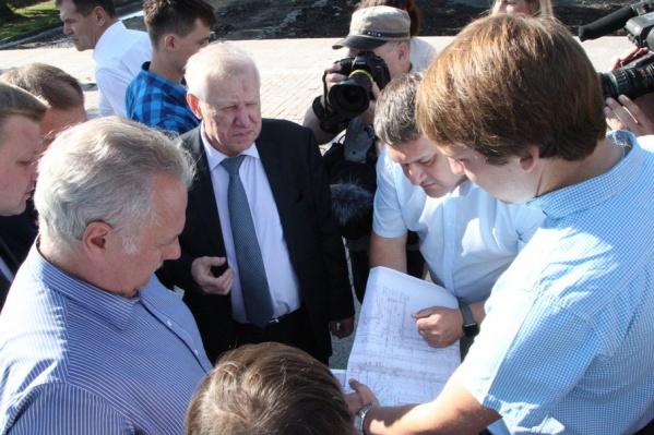 Евгений Тефтелев потребовал разработать четкий план и давать результаты каждый день