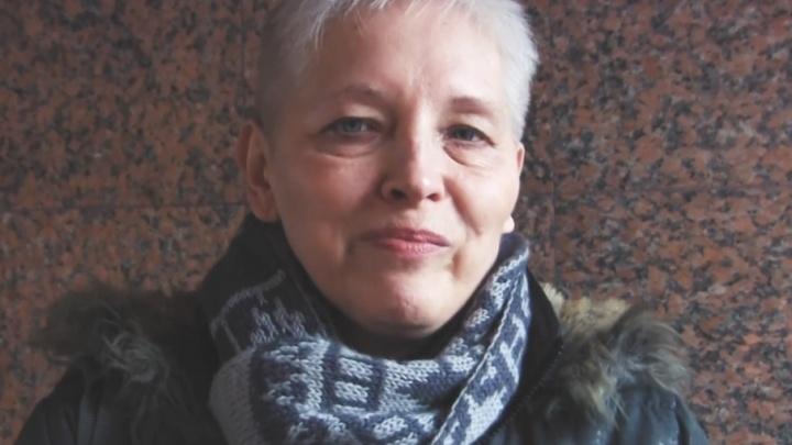 Активистку «Стоп ГОК», жёстко задержанную во время визита Путина, признали невиновной