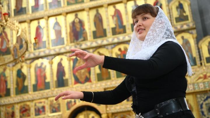 1200 человек споют в Волгограде о любви к Богу и Отечеству