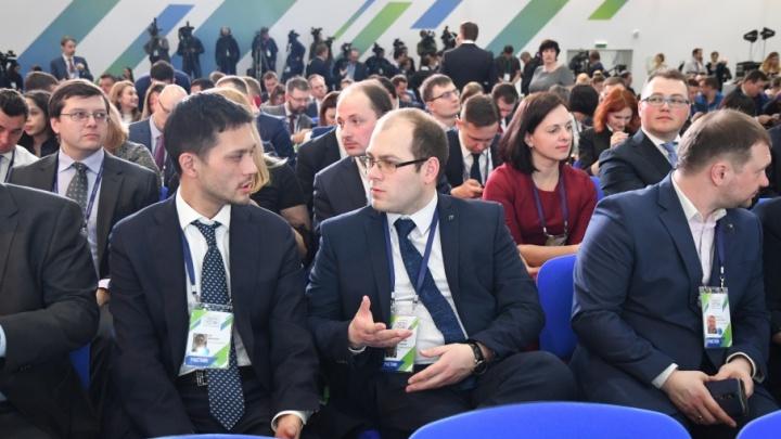 Азаров выбрал нового руководителя департамента по делам молодежи
