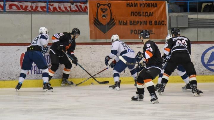 На четвертый раз выиграли: «Молот-Прикамье» одолел «Динамо СПБ»