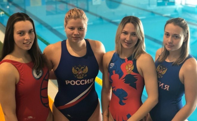 Ватерполистки «Спартак-Волгоград» разгромили соперниц на чемпионате России