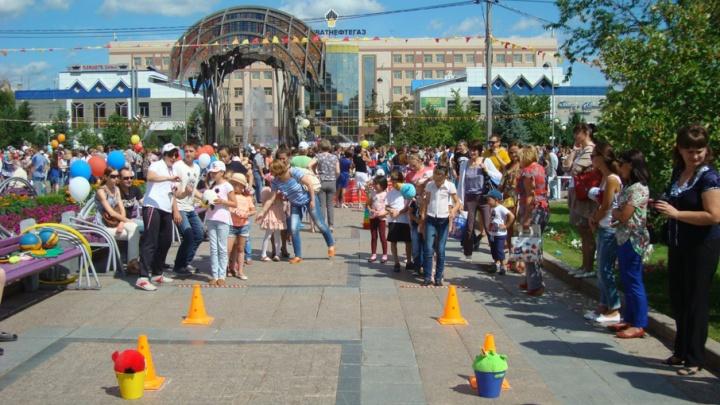 Афиша на День России в Тюмени: парад дружбы народов и розыгрыш пяти велосипедов