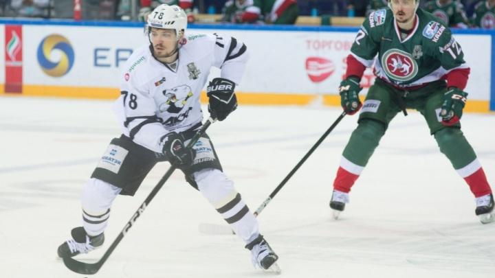 «Хоккей — это бизнес»: один из лидеров «Трактора» ушёл в СКА вслед за тренером